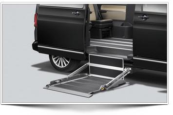 kassettenlift behindertenfahrzeuge. Black Bedroom Furniture Sets. Home Design Ideas